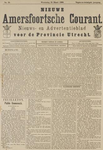 Nieuwe Amersfoortsche Courant 1900-03-28