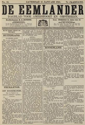 De Eemlander 1910-01-15