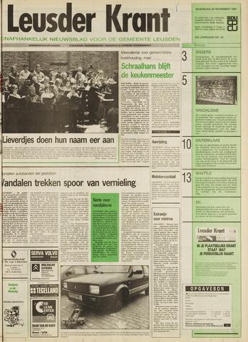 Leusder Krant 1991-11-20