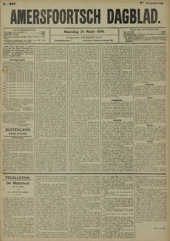 Amersfoortsch Dagblad 1909-03-29