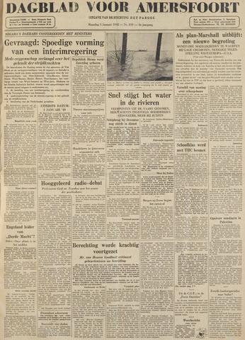 Dagblad voor Amersfoort 1948-01-05