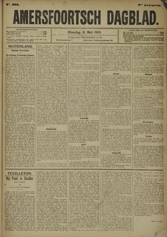 Amersfoortsch Dagblad 1910-05-31