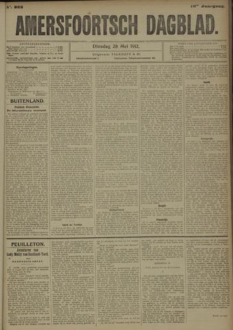 Amersfoortsch Dagblad 1912-05-28