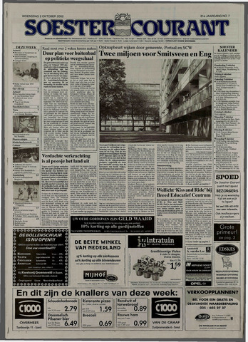 Soester Courant 2002-10-02