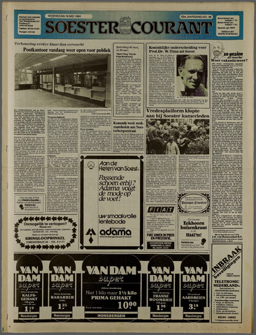 Soester Courant 1984-05-16