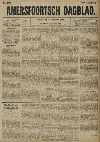 Amersfoortsch Dagblad 1904-02-17
