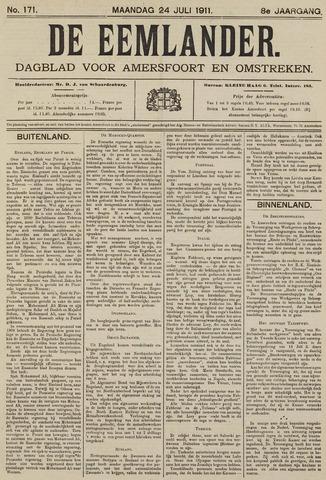 De Eemlander 1911-07-24
