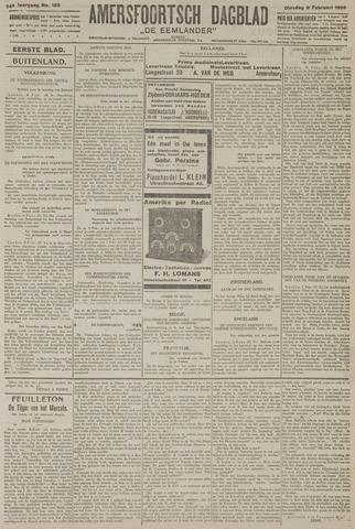 Amersfoortsch Dagblad / De Eemlander 1926-02-09