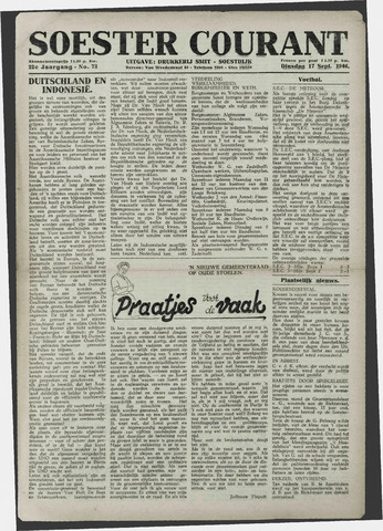 Soester Courant 1946-09-17
