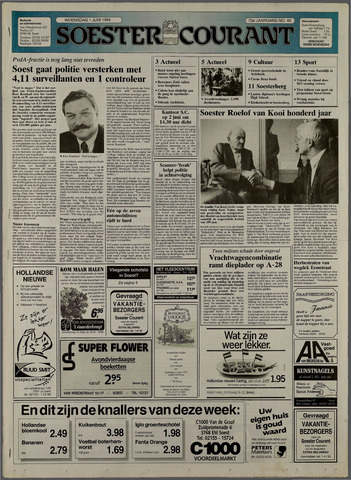 Soester Courant 1994-06-01