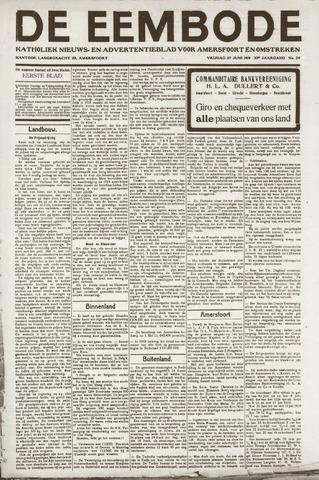 De Eembode 1919-06-27