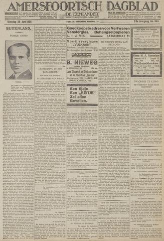 Amersfoortsch Dagblad / De Eemlander 1928-06-26