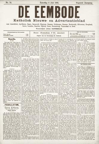De Eembode 1895-07-06