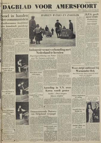 Dagblad voor Amersfoort 1951-01-04