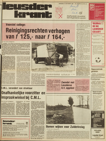 Leusder Krant 1981-10-13
