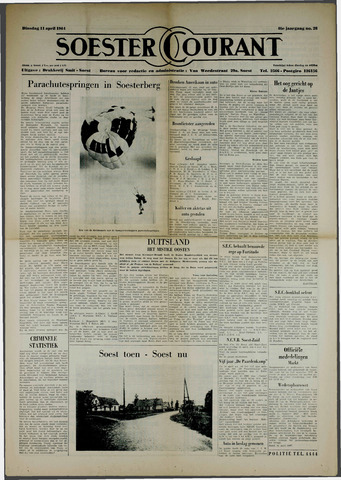 Soester Courant 1967-04-11