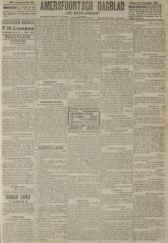 Amersfoortsch Dagblad / De Eemlander 1923-11-30