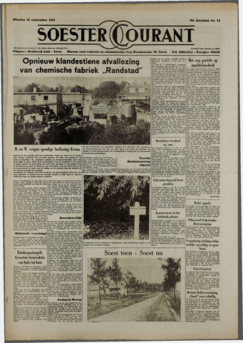 Soester Courant 1971-09-28