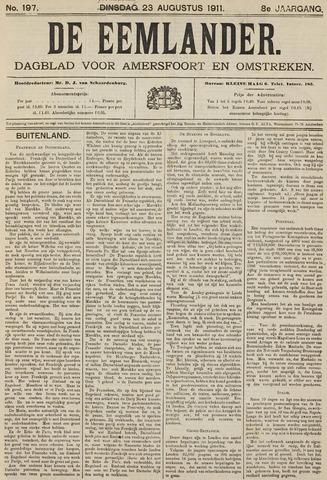 De Eemlander 1911-08-23