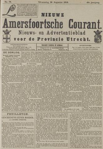 Nieuwe Amersfoortsche Courant 1916-08-30
