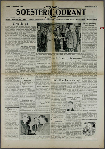 Soester Courant 1965-09-24