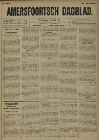 Amersfoortsch Dagblad 1912-04-03