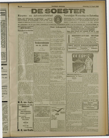 De Soester 1932-03-12