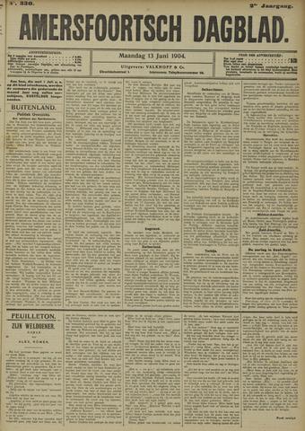 Amersfoortsch Dagblad 1904-06-13