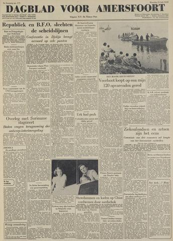 Dagblad voor Amersfoort 1949-07-25