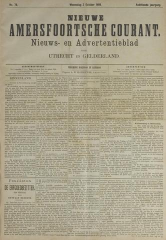 Nieuwe Amersfoortsche Courant 1889-10-02