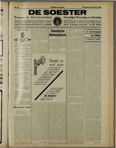 De Soester 1932-10-19