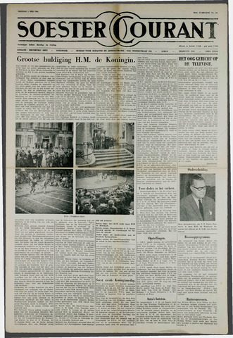 Soester Courant 1964-05-01