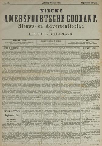 Nieuwe Amersfoortsche Courant 1890-03-29