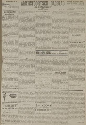 Amersfoortsch Dagblad / De Eemlander 1920-08-18