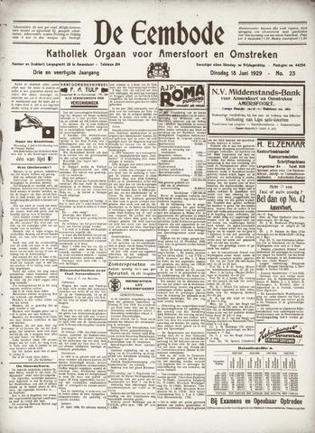 De Eembode 1929-06-18