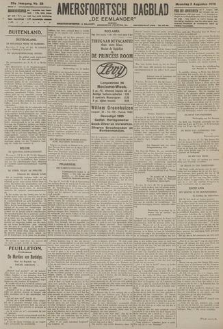 Amersfoortsch Dagblad / De Eemlander 1926-08-02
