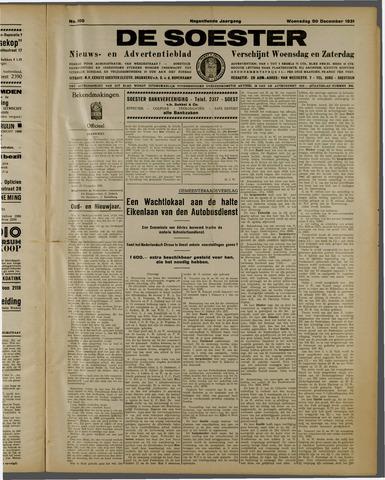 De Soester 1931-12-30