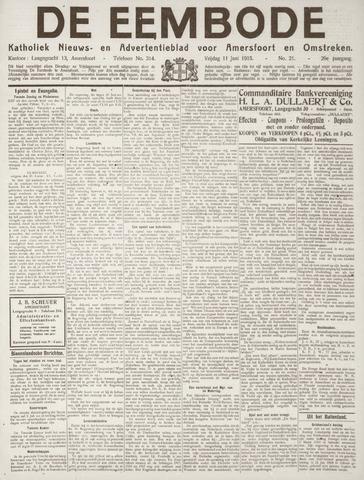 De Eembode 1915-06-11