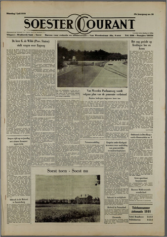 Soester Courant 1970-07-07