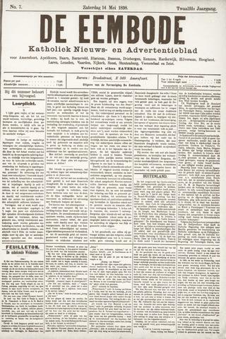De Eembode 1898-05-14
