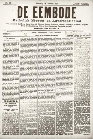 De Eembode 1895-01-26