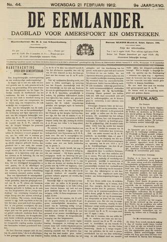 De Eemlander 1912-02-21
