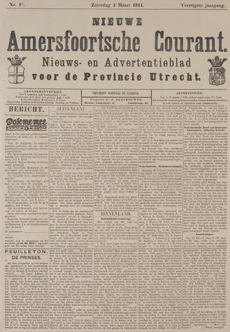 Nieuwe Amersfoortsche Courant 1911-03-04
