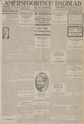 Amersfoortsch Dagblad / De Eemlander 1928-08-08