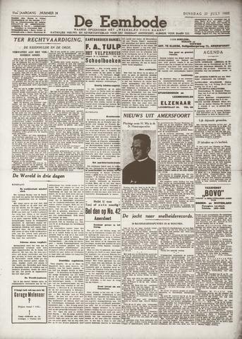 De Eembode 1937-07-27