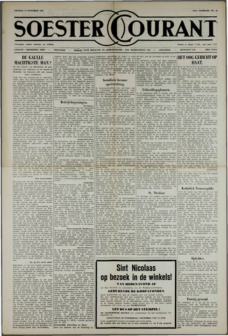 Soester Courant 1963-11-29