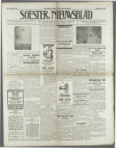 Soester Courant 1927-06-03
