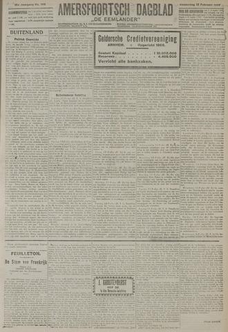 Amersfoortsch Dagblad / De Eemlander 1920-02-12