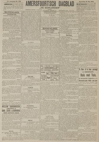 Amersfoortsch Dagblad / De Eemlander 1923-05-30