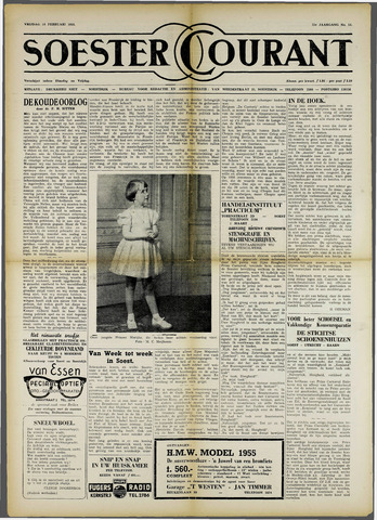 Soester Courant 1955-02-18
